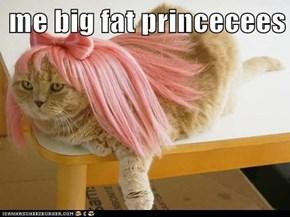 me big fat princecees