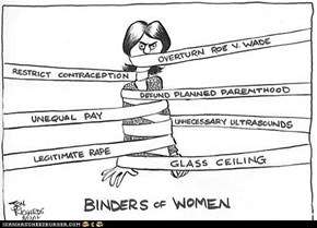 Binders of Women