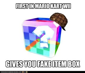 Scumbag Item Box
