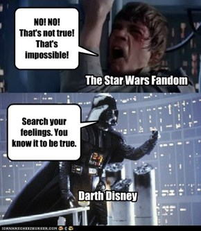 When Disney Bought Lucasfilm