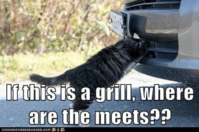 If this is a grill, where are the meets??