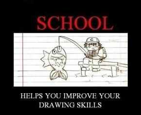 Gotta Draw 'Em All