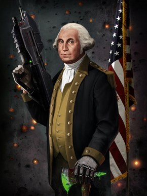 George Washington The True Commander Chief