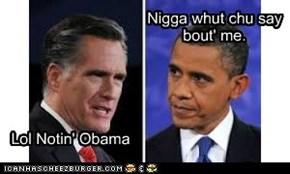 Umad Obama?
