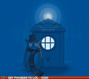 Doctor Whoooooo
