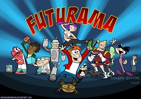 If futrama was bought by CN