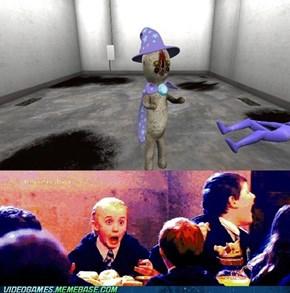 Hogwarts containment breach