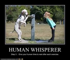 HUMAN WHISPERER