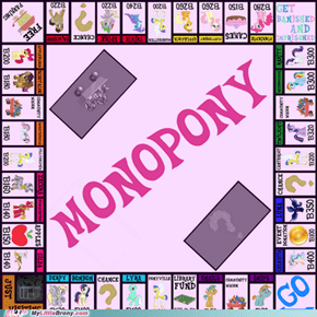 More Monopony!