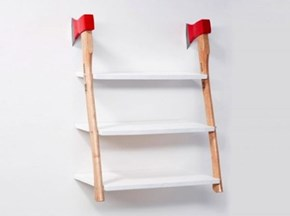 Turn Your Anger Into Shelves