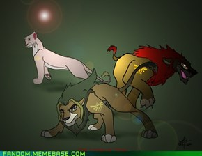 Legend of the Lion King