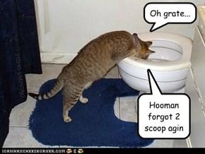 Nao I gotta drink outta teh sink...