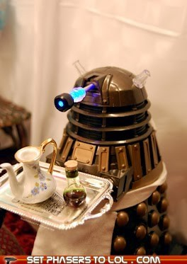 Dalek Approved