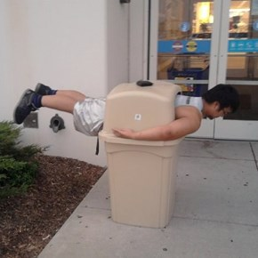 Planking Is GARBAGE