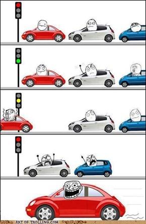 Traffic Troll
