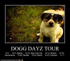 DOGG DAYZ TOUR