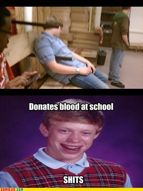 Bad Luck Matthew