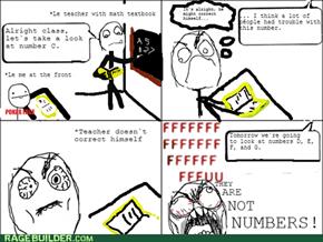 Number C