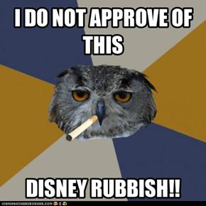 Disney Owl