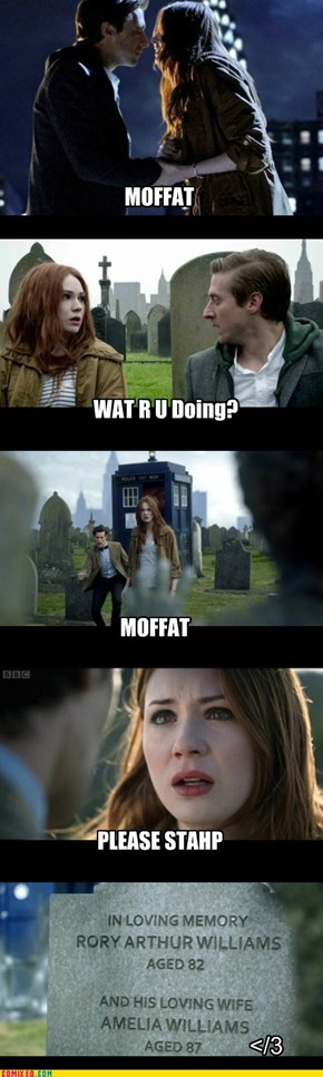 Moffat broke my feels