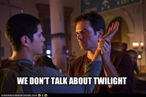 WE DON'T TALK ABOUT TWILIGHT