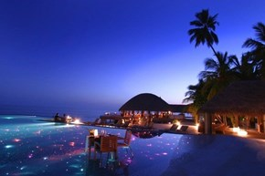 The Huvafen Fushi Resort, Maldives