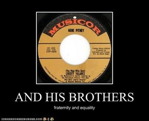 AND HIS BROTHERS