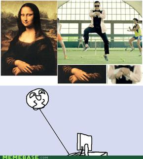 Mona Gangnam Style