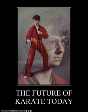 THE FUTURE OF KARATE TODAY