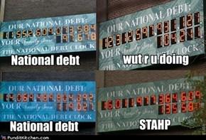 Debt Stahp