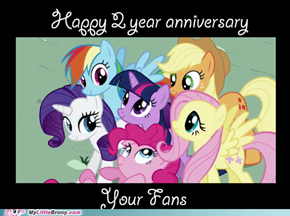 10th October - How time flies when PONIES!