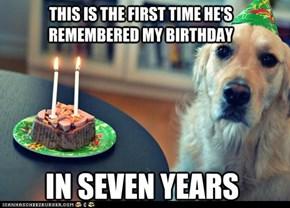 Happy Birthday!  Happy Birthday!  Happy Birthday!  Happy Birthday!  Happy Birthday!  Happy Birthday!  Happy Birthday!