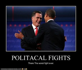 POLITACAL FIGHTS