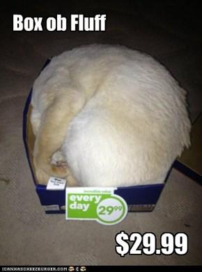 Box ob Fluff