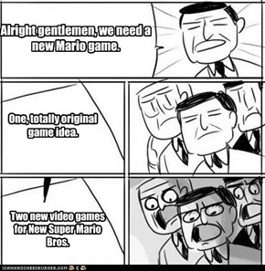 Oh, Nintendo!