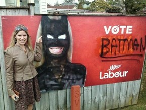 She's Got My Vote