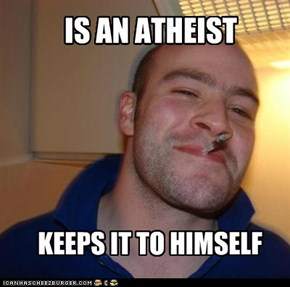 Good Guy Atheist
