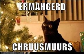 ERMAHGERD  CHRUUSMUURS