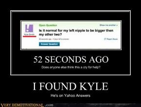I FOUND KYLE