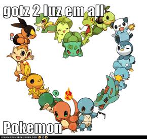 gotz 2 luz em all  Pokemon