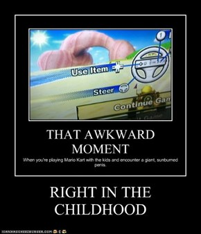 RIGHT IN THE CHILDHOOD