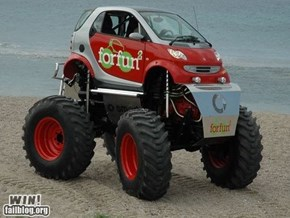 Smart Monster Truck WIN