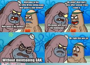 Gak memes are sooo original