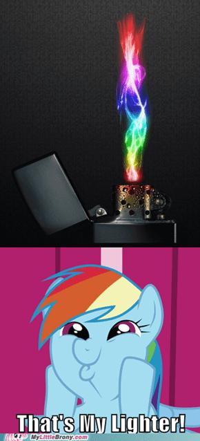 Fire Is Magic
