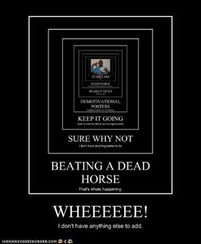 WHEEEEEE!