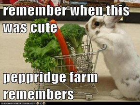 remember when this was cute   peppridge farm remembers