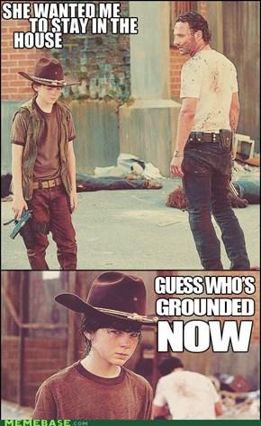 Skumbag Carl?