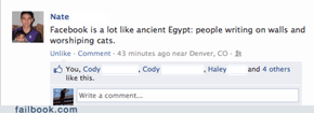 The Egyptians Never Foresaw This