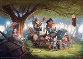 The Littlest Browncoats