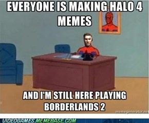 Forget Halo. Still playing.